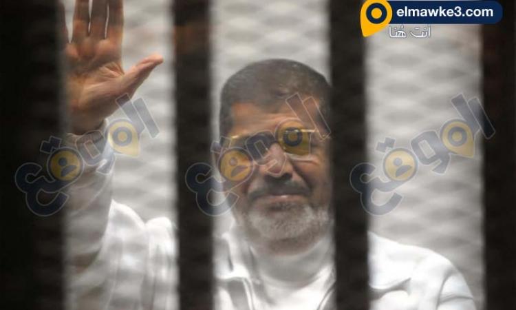 اليوم .. استنئاف محاكمة مرسى و130 آخرين فى قضية اقتحام السجون