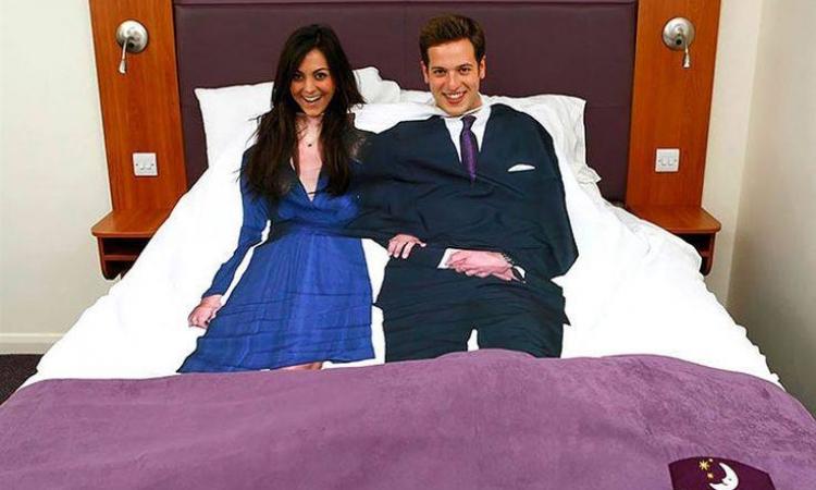 بالصور .. تعرف على طموحك من غطاء سريرك
