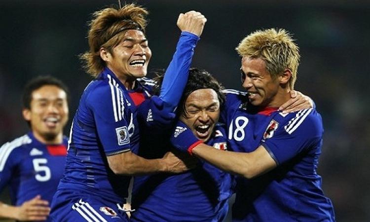 الأردن تودع كأس آسيا بثنائية أمام اليابان
