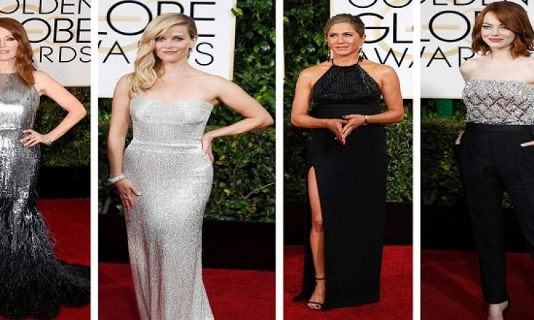 بالصور .. أجمل إطلالات النجمات فى Golden Globe