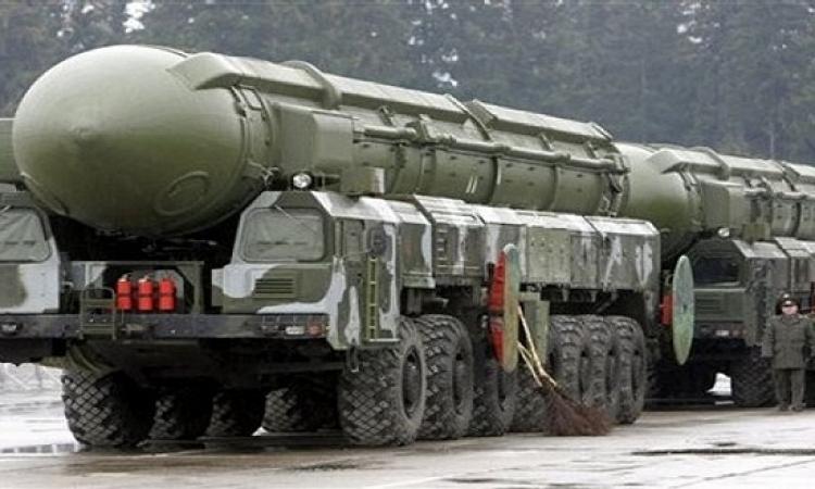 قطار صواريخ جديد ينضم إلى ترسانة روسيا النووية