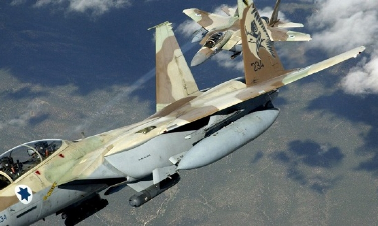 الطيران الإسرائيلى ينتهك الأجواء اللبنانية