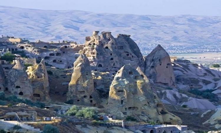 اكتشاف مدينة تحت الارض فى تركيا