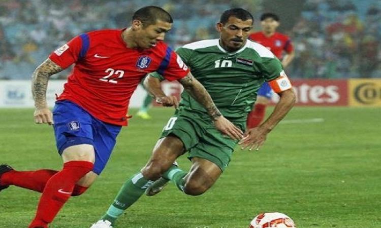 الشمشون الكورى يثأر من أسود العراق ويعبر لنهائى كأس آسيا