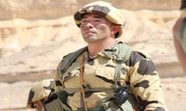 """عرض """"أسد سيناء"""" فى الذكرى الرابعة لثورة 25 يناير"""