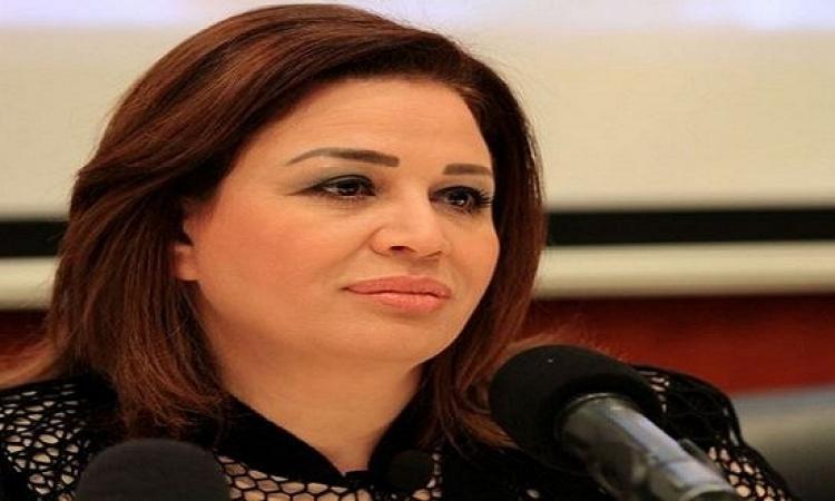 إلهام شاهين لنجلى مبارك: ألف مبروك