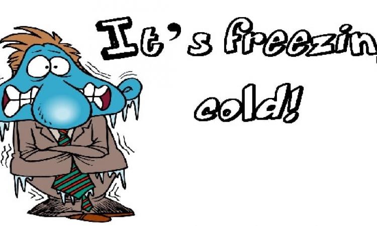 الأرصاد: طقس اليوم شديد البرودة