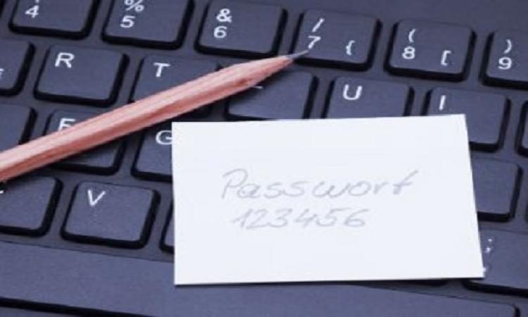 قائمة بأسوء كلمات السر للحسابات الإلكترونية …تعرفوا عليها