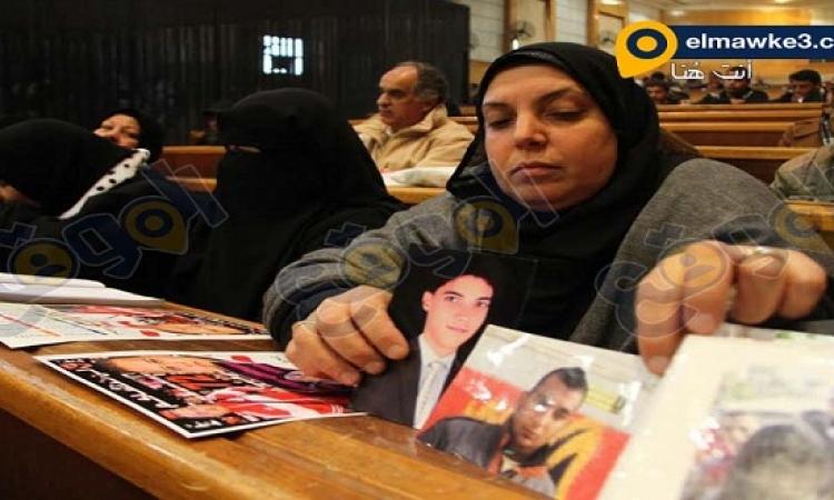 بالصور ..  تأجيل محاكمة متهمى مذبحة بورسعيد الى 8 فبراير