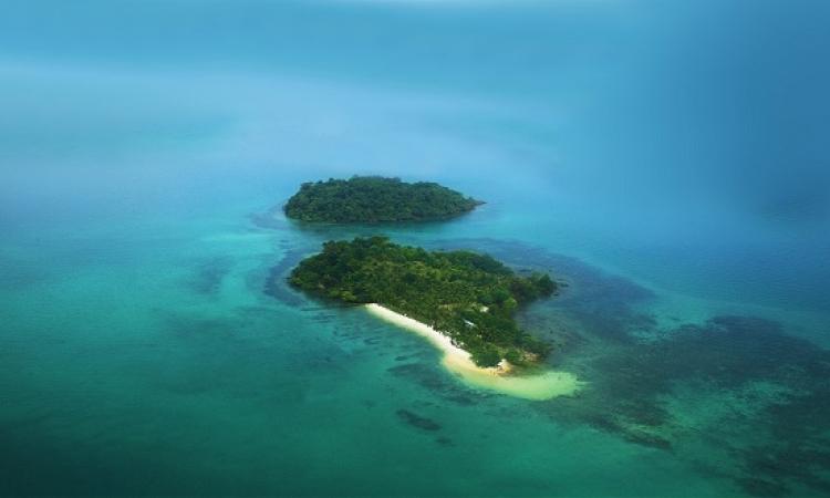 بالصور .. سحر جزيرة سونج سا فى كمبوديا