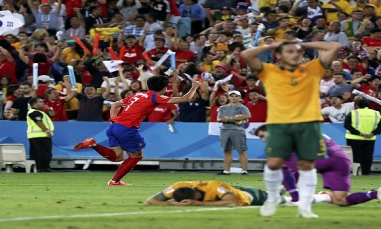 أستراليا تحرز لقب كأس آسيا 2015 بالفوز على كوريا الجنوبية 2-1