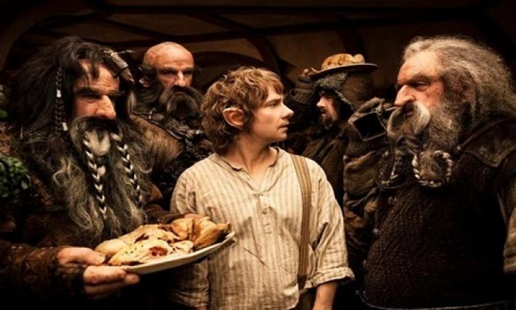 """The Hobbit"" يحافظ على صدارته فى شباك التذاكر الأمريكى فى بداية 2015"