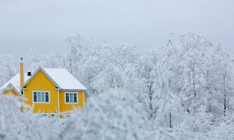 بالصور .. منزلك فى القطب الشمالى