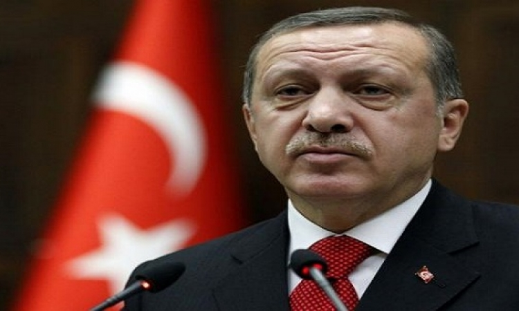 رجب طيب اردوغان .. شاهد فى فرح يهودى !!