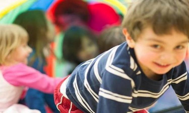 لعبة لتنمية مهارات الطفل دون السادس