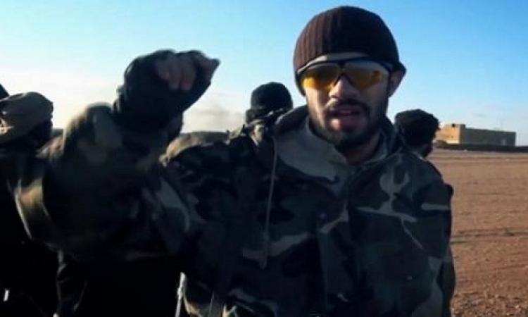 بالفيديو.. أول ظهور للمصرى إسلام يكن فى صفوف داعش