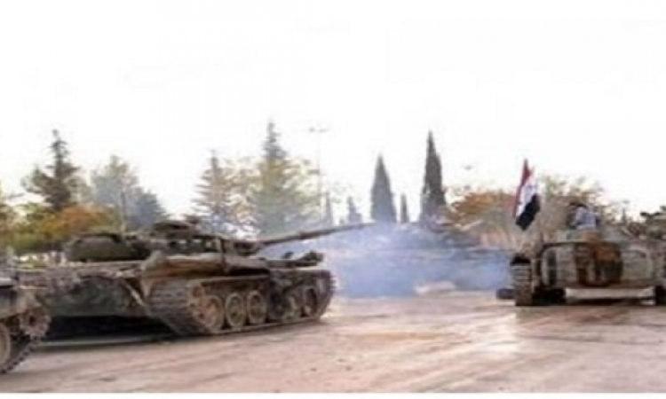 القوات المسلحة تلاحق الإرهاب فى سيناء