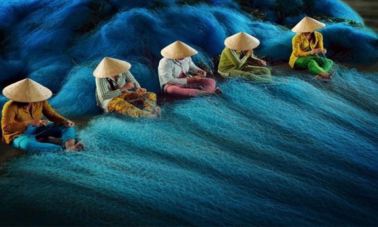 بالصور .. جولة فى الحياة اليومية الفيتنامية
