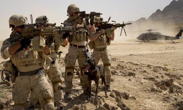 قوات الكومندوز الأمريكية تتصدر المشهد فى محاربة داعش