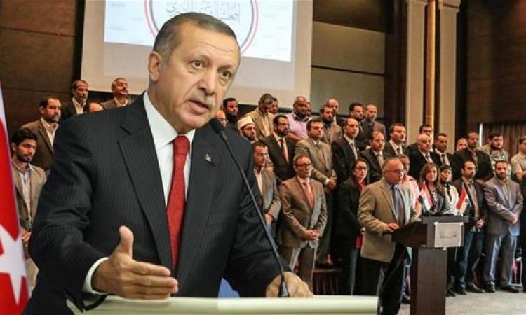 أردوغان: المعارضة مدعومة من الإرهابيين والملحدين