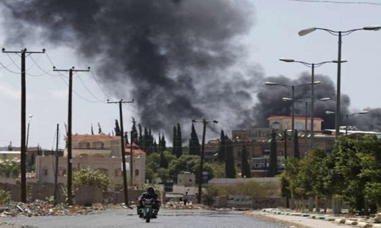 جريحان في انفجار قرب القصر الجمهوري بصنعاء