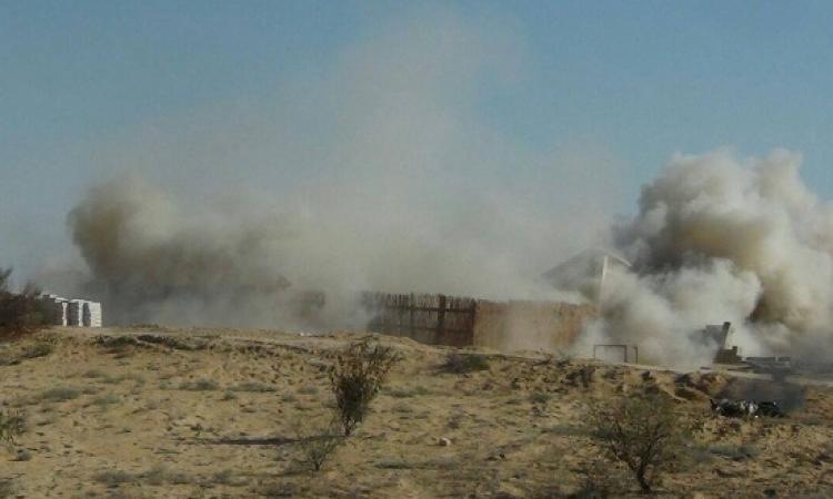 إصابة 3 أشخاص بطلقات نارية فى رفح ووسط سيناء