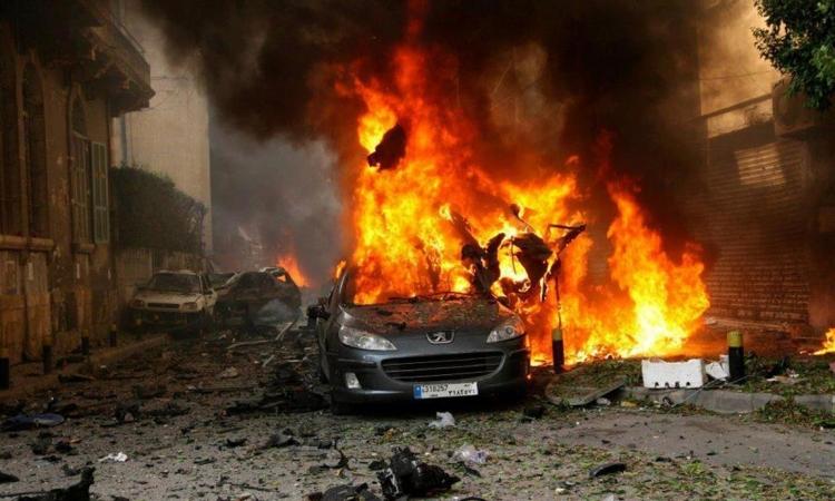 قتيل و7 جرحى فى انفجار خمس عبوات ناسفة بالجيزة وإبطال مفعول سادسة بالوراق