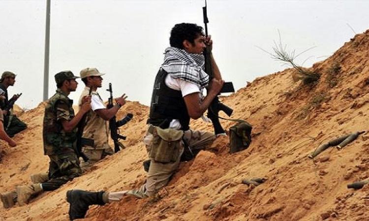 الحكومة الليبية تعلن خطف 12 أردنيا بطرابلس