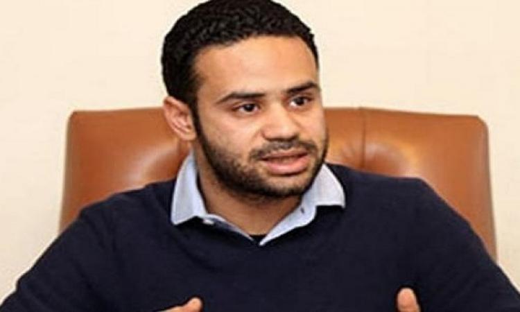 تمرد تطالب السيسي بالعفو عن أحمد دومة