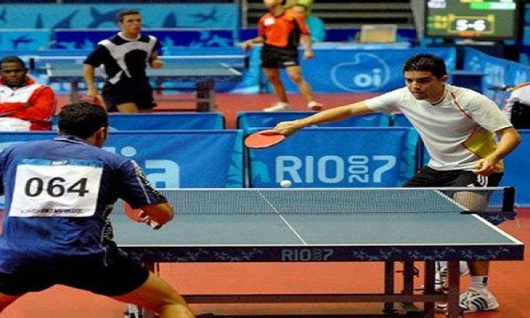 فيديو يحصد 2 مليون مشاهدة بسبب لاعب تنس طاولة يقوم بحركة مذهلة