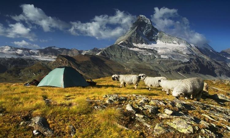انا وخيمتى والجبال .. صور بديعة لمصور فوتوغرافى رايييييييييييييق !!