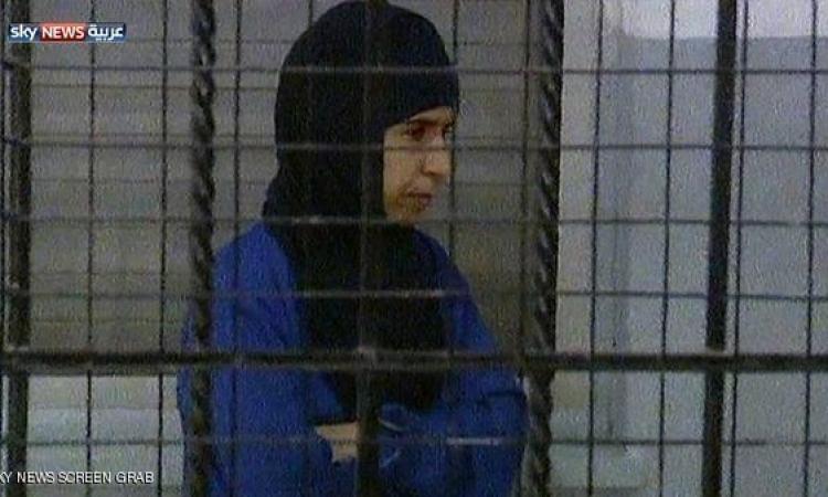بالفيديو .. لحظة خروج جثمان ساجدة الريشاوى