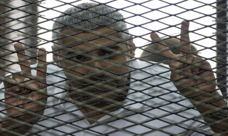 الافراج عن صحفيى الجزيرة فى خلية الماريوت فى أولى جلسات اعادة المحاكمة