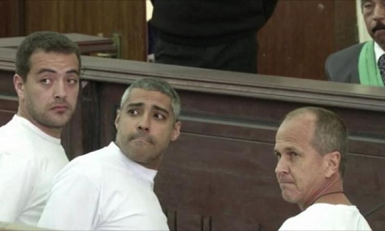 """""""العفو الدولية"""" تطالب مصر بالإفراج عن باقى صحفيى الجزيرة"""