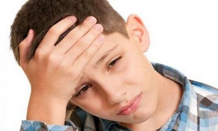 ماهى أنواع الصداع التى تصيب الأطفال وكيفية علاجها