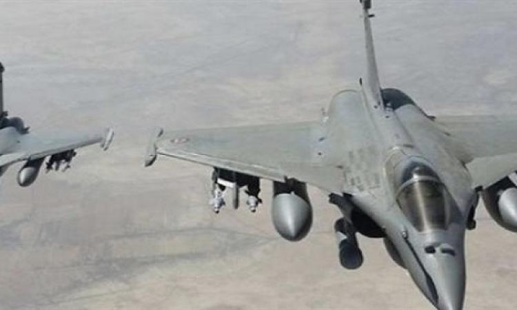 طيران التحالف العربى يشن غارات جوية على مواقع الحوثيين بصنعاء
