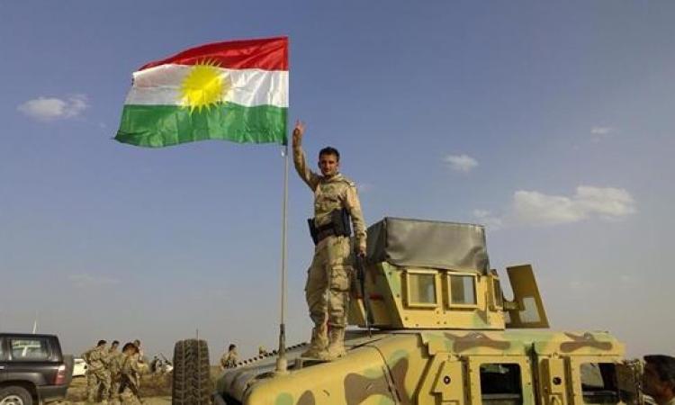 البشمركة تقتل 19 شخصًا من تنظيم داعش