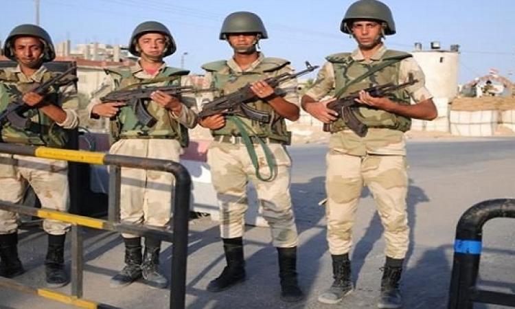 القبض على 15 تكفيريا ومشتبها بهم فى سيناء