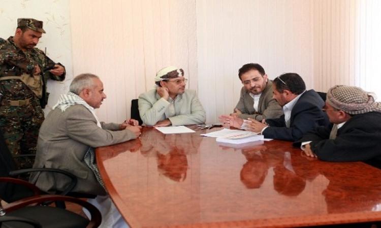 اتفاق مبدئى فى اليمن لتشكيل مجلس رئاسى لادارة البلاد