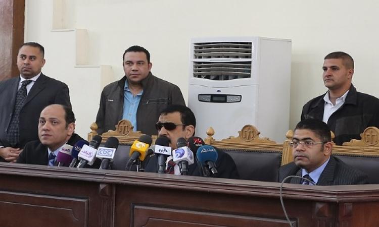 ناجى شحاتة يحبس أمين شرطة : هو أنا قاعد كيس جوافة هنا ؟