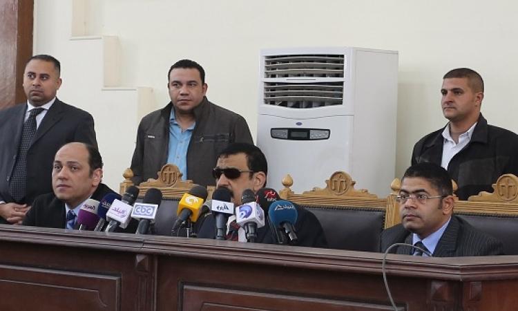 إحالة أوراق 5 متهمين فى قضية مذبحة كرداسة إلى المفتى