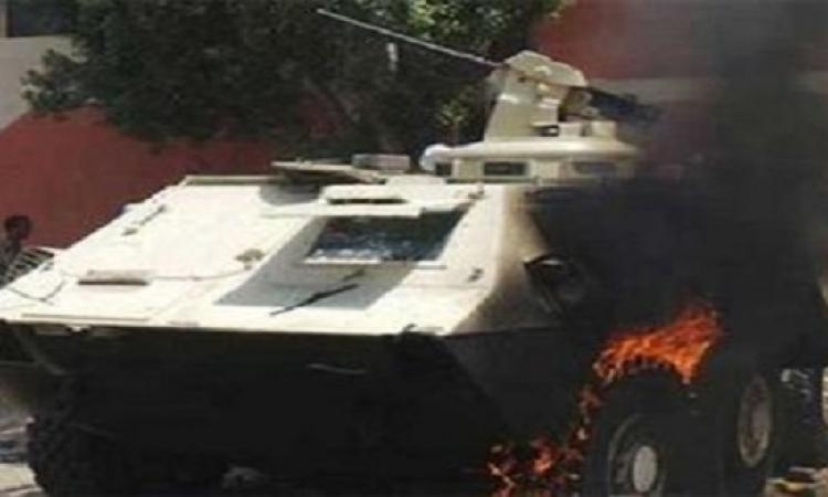 الضباط المصريين ردا على تفجيرات سيناء : مستعدين للشهادة