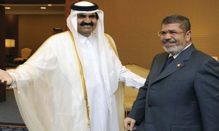 بدء أولى جلسات محاكمة محمد مرسى فى قضية التخابر مع قطر