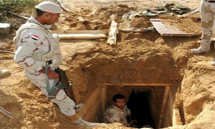 الجيش يدمر أكبر مركز اتصالات لتنظيم بيت المقدس بسيناء