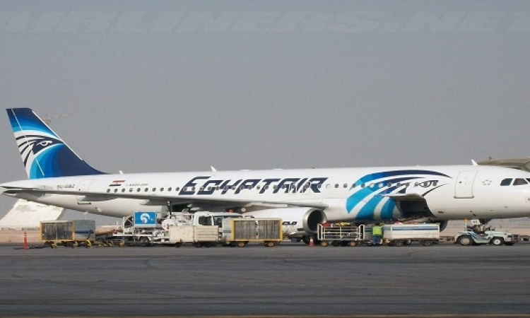 وقف الحركة الملاحية بمطار القاهرة لمدة 90 دقيقة