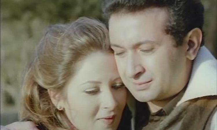 فيديو نادر .. نور الشريف وخطيبته بوسى فى لقاء مع ناهد جبر