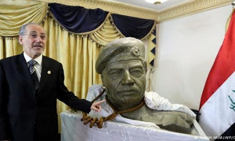 حبل إعدام صدام حسين للبيع .. بسبعة مليون دولار