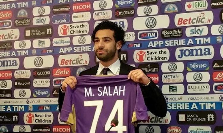 محمد صلاح : اخترت رقم 74 بسبب الشهداء