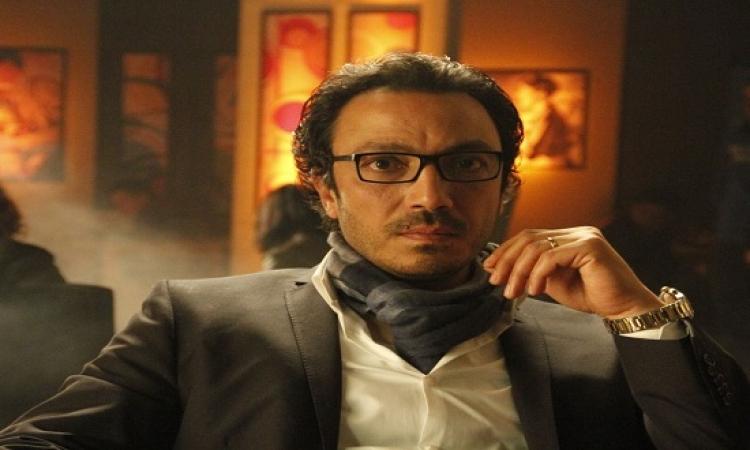 """طارق لطفى يبدأ تصوير """"حسابات خاصة"""" ليخوض به سباق رمضان 2015"""
