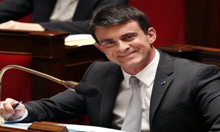 فالس: الإرهاب فى ليبيا تهديد مباشر لأوروبا